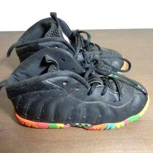 c38150fc633 Nike Kid Posites Toddler Fruity Pebbles Size 10C